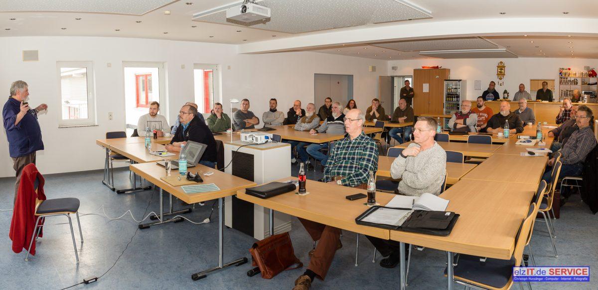Seminar für Fischkrankheiten vom VHF